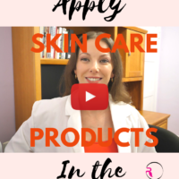 How to Apply Skin Care Products in the Right Order_Organic Radiance Skincare